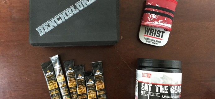 June 2016 Strength Crate Subscription Box Review + Coupon