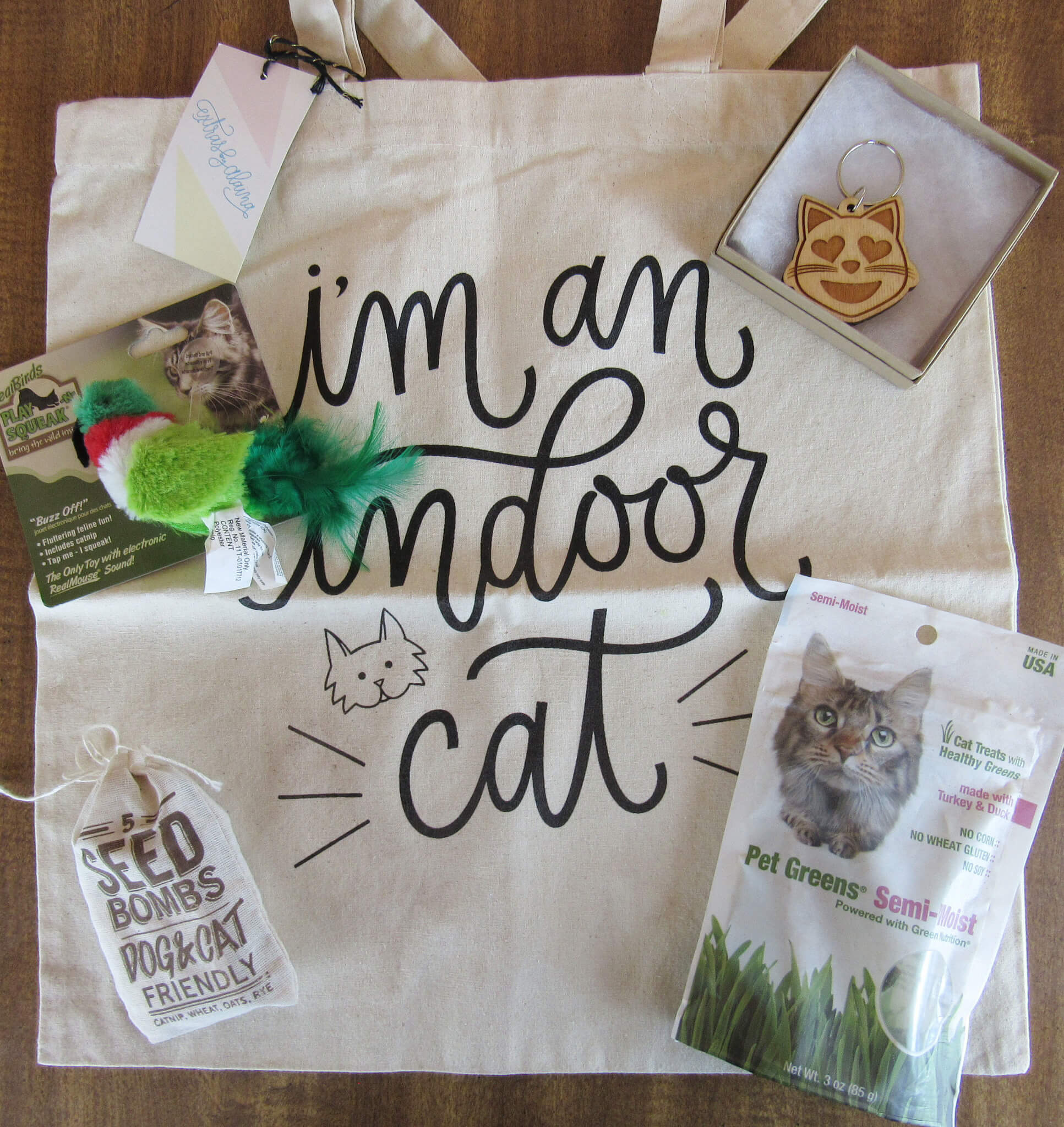 The Cat Kit July 2016