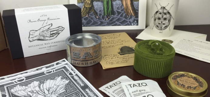 Wonderful Objects by Wonder and Company Summer 2016 Subscription Box Review + Coupon