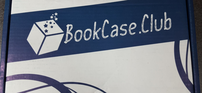 Bookcase Club Subscription Box Review & Coupon – July 2016 Blind Date Case