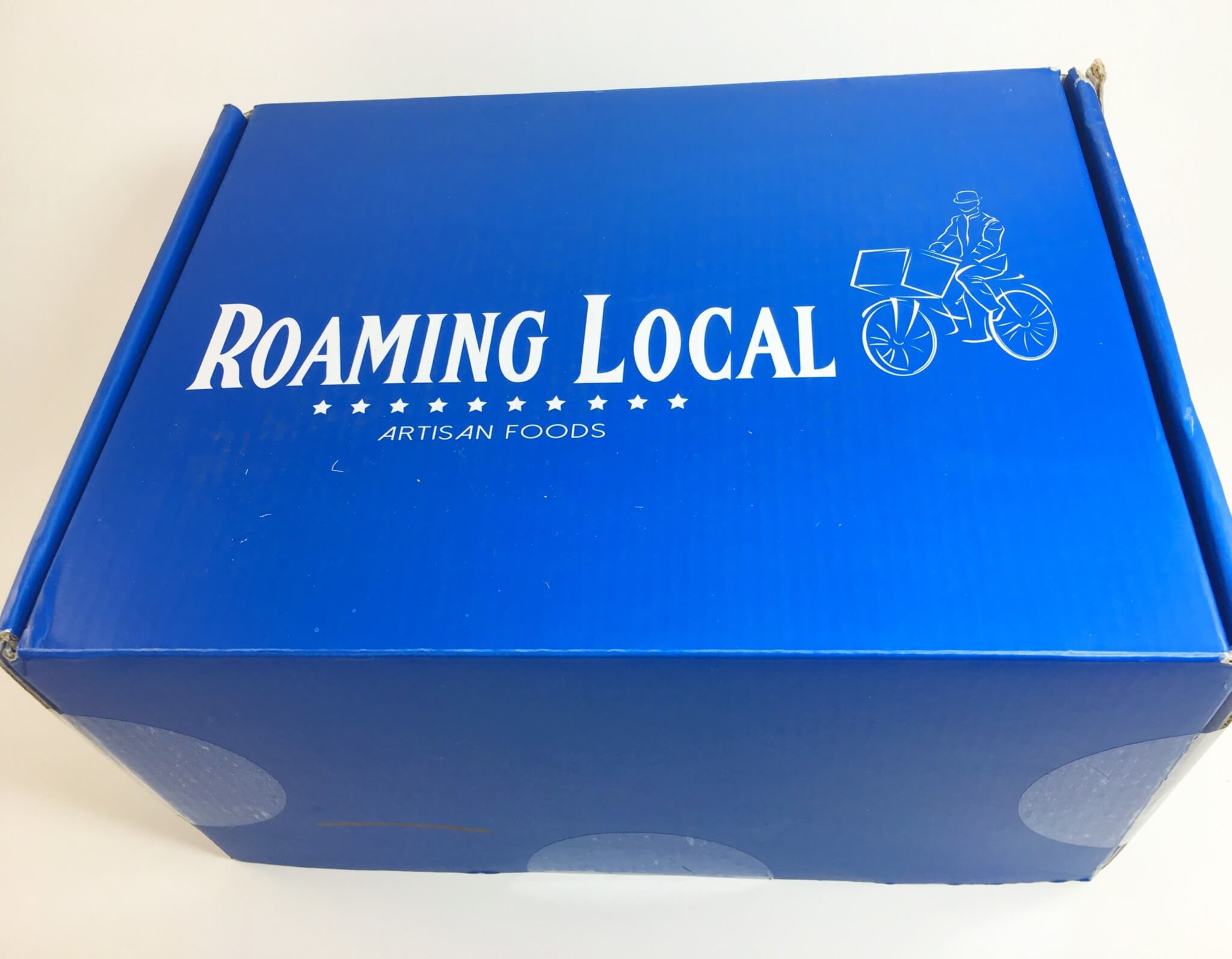 Roaming Local April 2016 Subscription Box Review – Austin, Texas