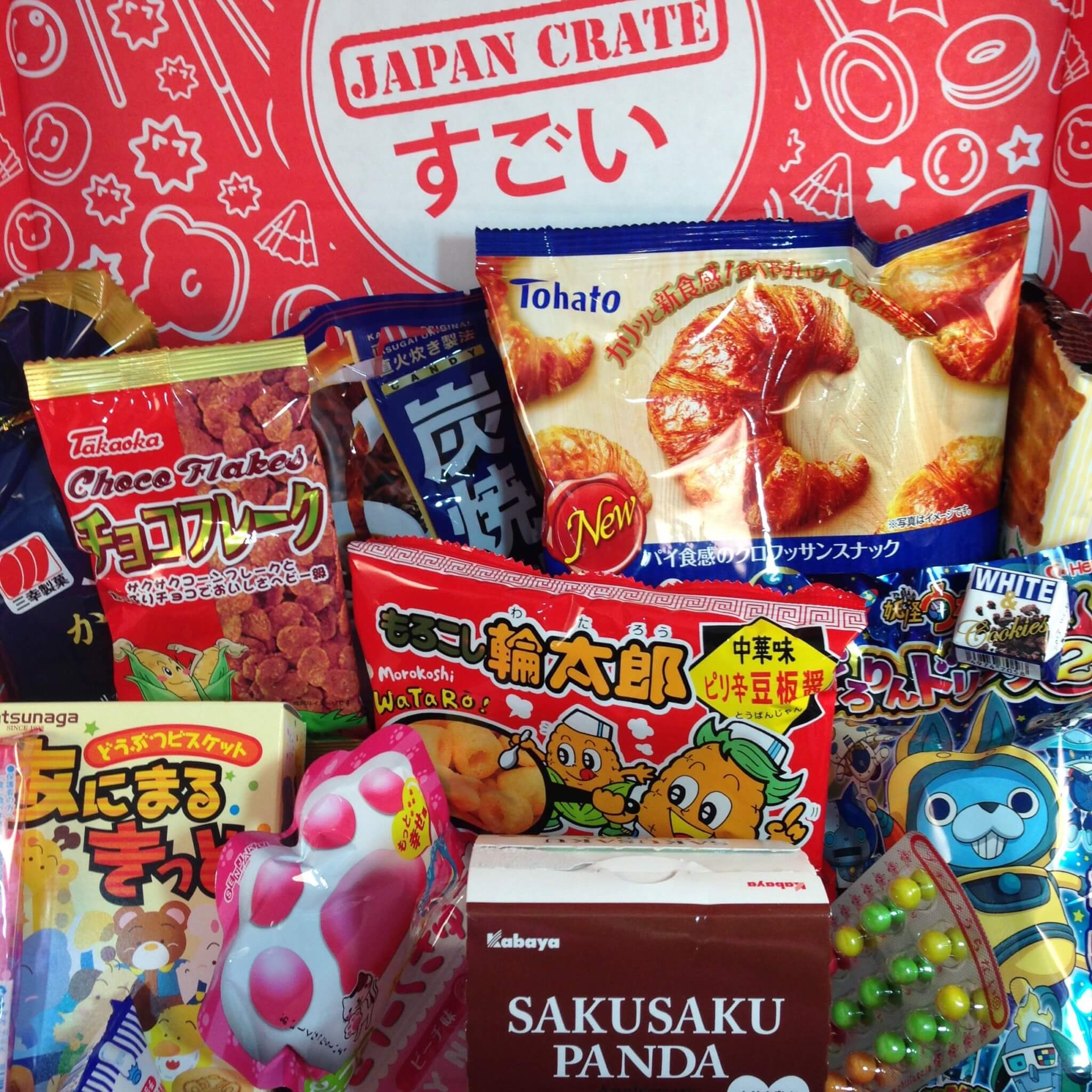 Japan Crate July 2016 Subscription Box Review + Coupon