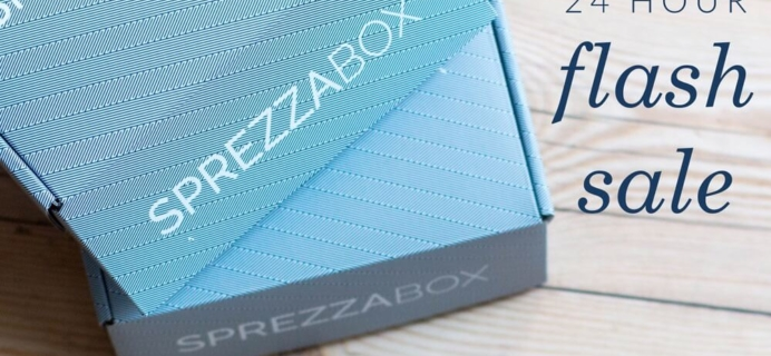 SprezzaBox Flash Sale – $10 Off First Box + July Full Spoilers!