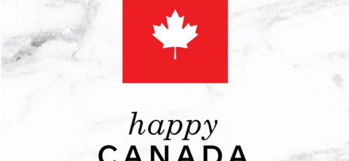 Causebox Canada Day Coupon: 2 Free Items with Subscription!