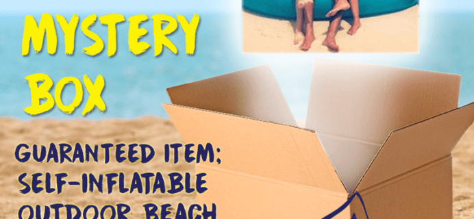 Ultimate Summer Mystery Box Limited Edition Box From Monthly Mystery Box of Awesome!