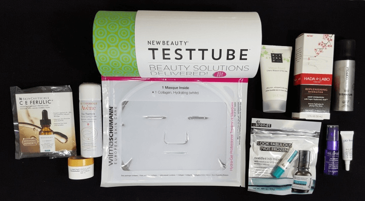 Birthday Giveaway: New Beauty Test Tube