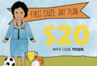 Girls Can! Crate Flash Sale: First Box $20!
