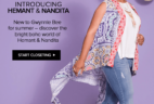 Gwynnie Bee Now Offering Boho Designer Hemant & Nandita  + 30 Day Free Trial!