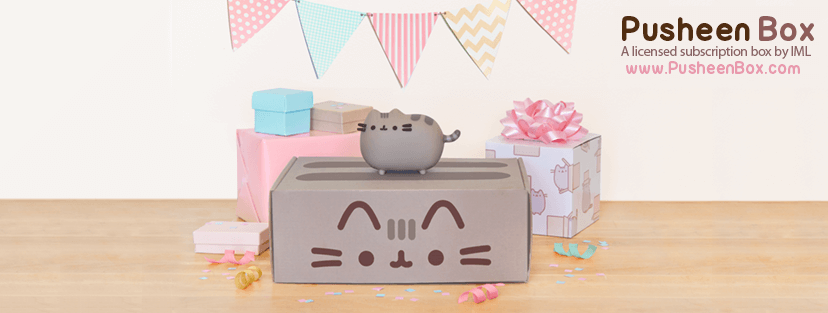 Pusheen Box Fall 2016 Box FULL Spoilers!
