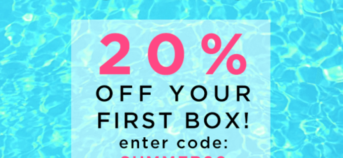 LOVE GOODLY Summer Sale – 20% Off Coupon