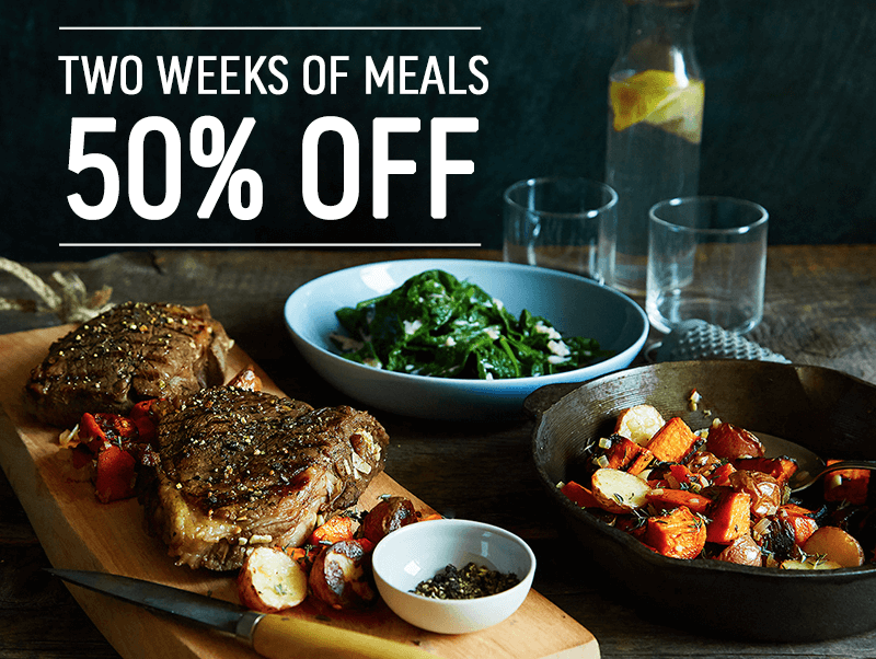 Freshly Deal: Save 50% on Two Weeks of Meals!