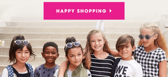 FabKids August 2016 Collection + BOGO Shoes For New Members!