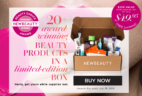 New Beauty's Beauty Choice Awards Limited Edition Box Available Now!