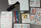 The Planner Addict Box July 2016 Subscription Box Review