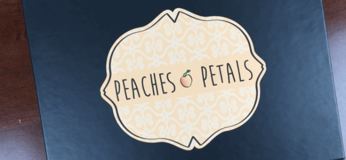 New Peaches & Petals Coupon – Free Kimono