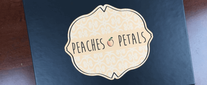 New Peaches & Petals Coupon – Half off First Box!