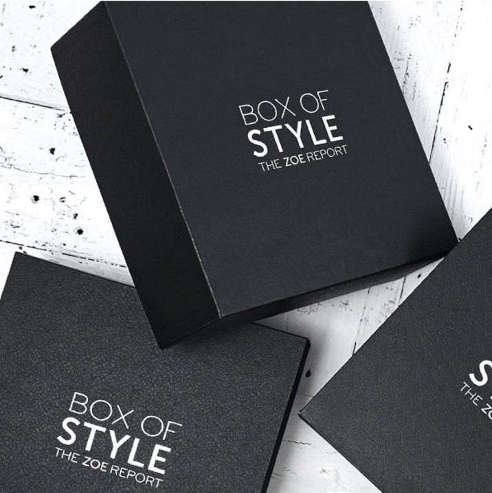 Rachel Zoe Box of Style Fall 2016 FULL SPOILERS & Coupon