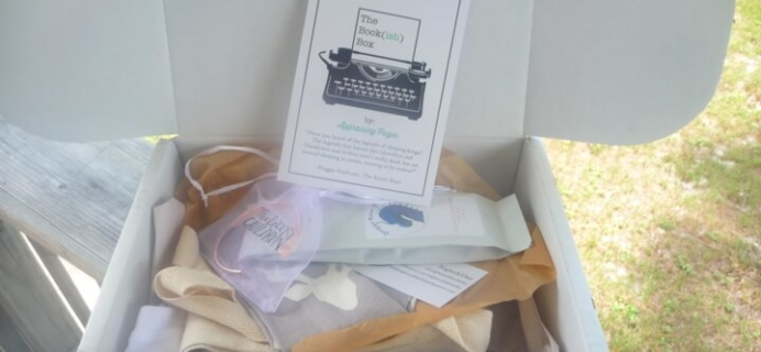 The Bookish Box July 2016 Subscription Box Review