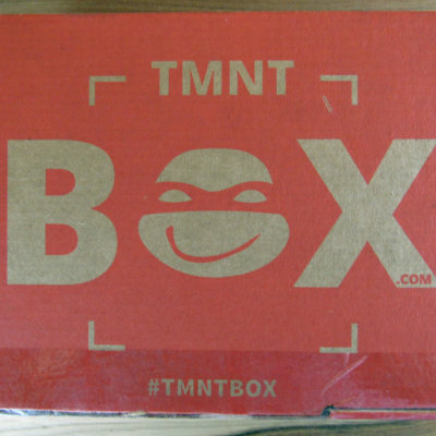TMNT Box July 2016 Subscription Box Review
