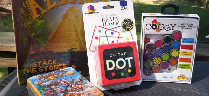 Box of Brains Subscription Box Review – August 2016