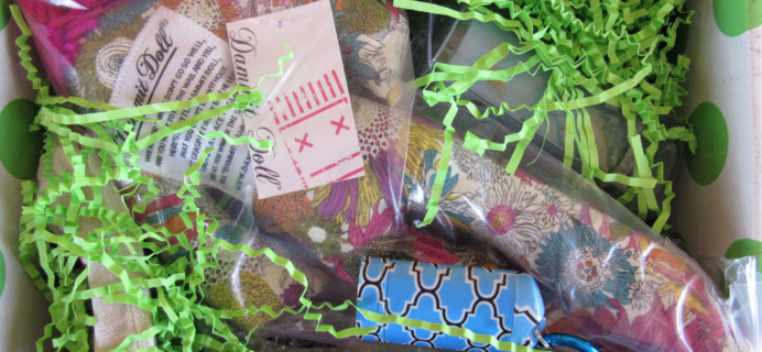 5 Wacky Women Subscription Box Review – August 2016
