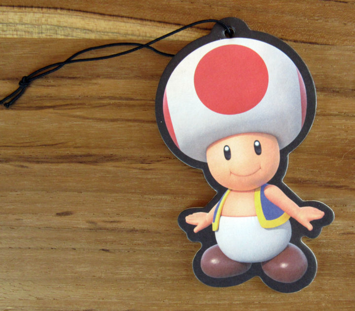 Toad Air Freshener