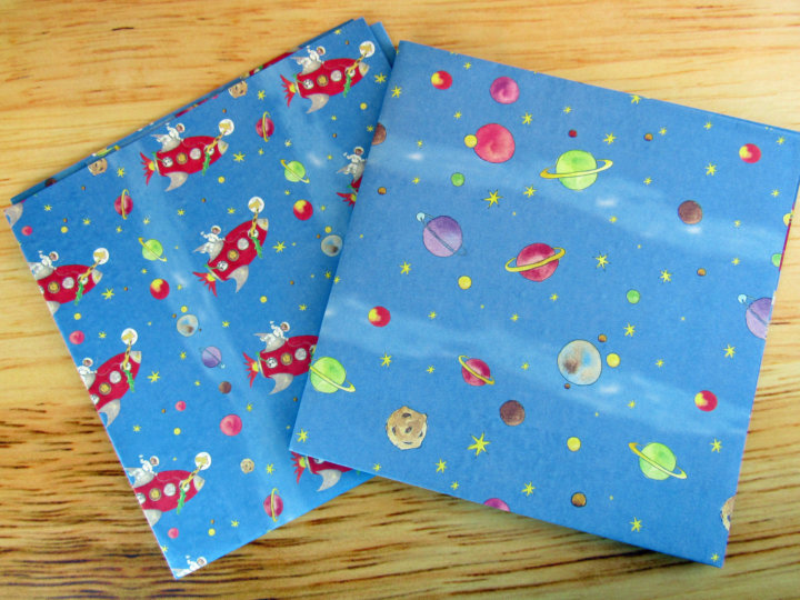 Nelson Life Gift Wrap
