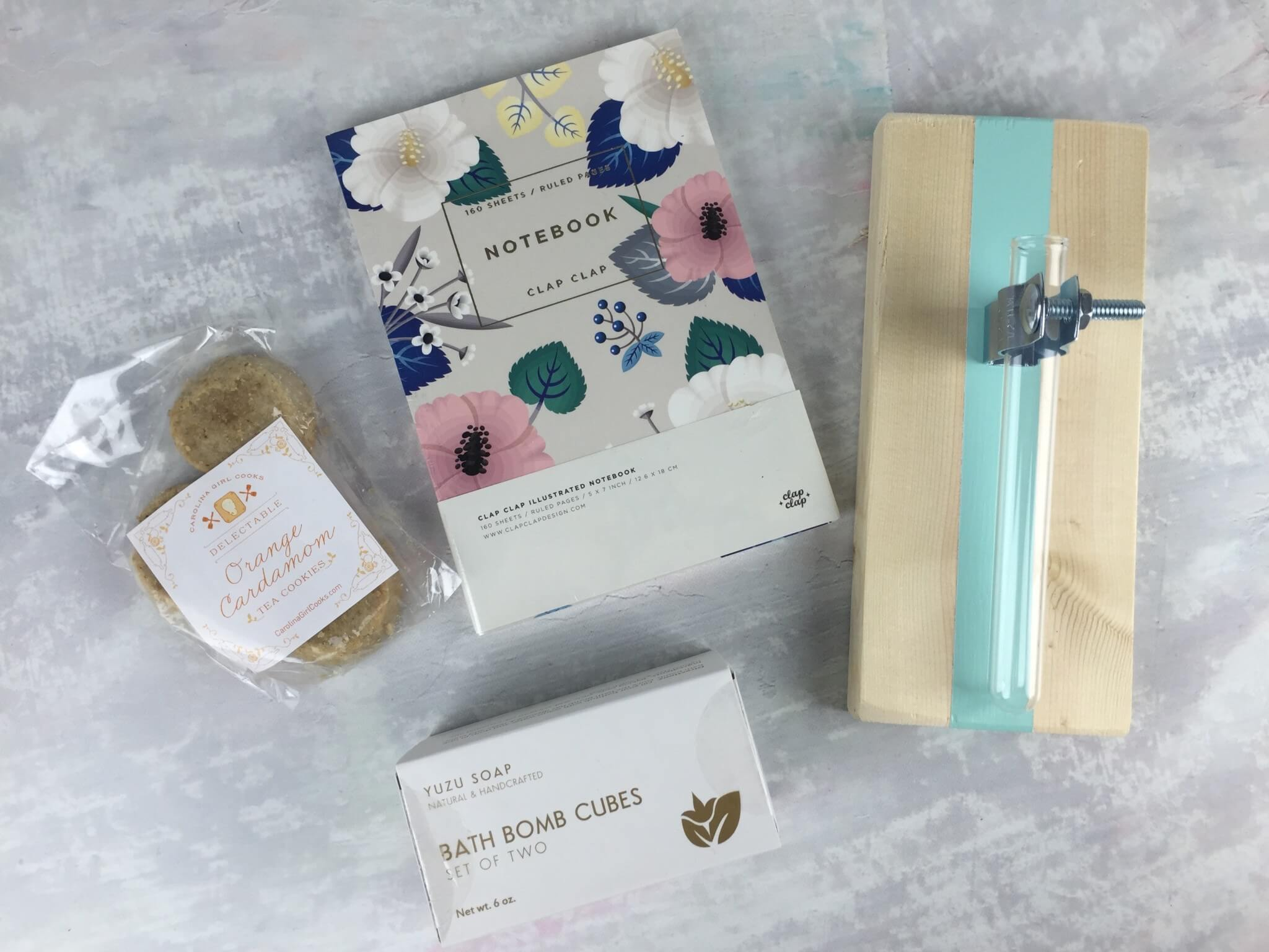 Aster Market August 2016 Subscription Box Review + Coupon