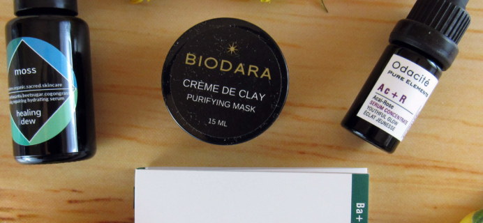 Boxwalla Beauty Subscription Box Review – August-September 2016