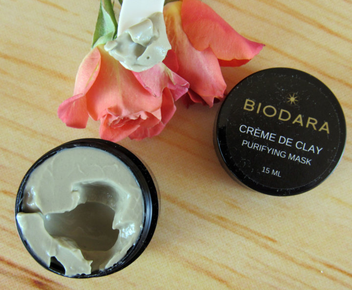 Biodara Creme De Clay Purifying Mask