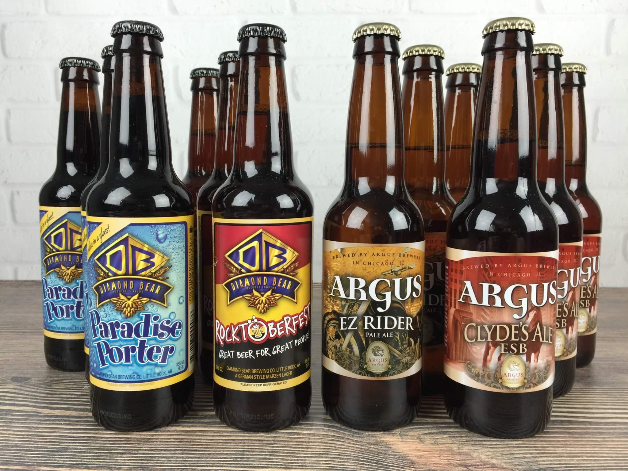 Craft beer club august 2016 subscription box review for Craft beer of the month club coupon