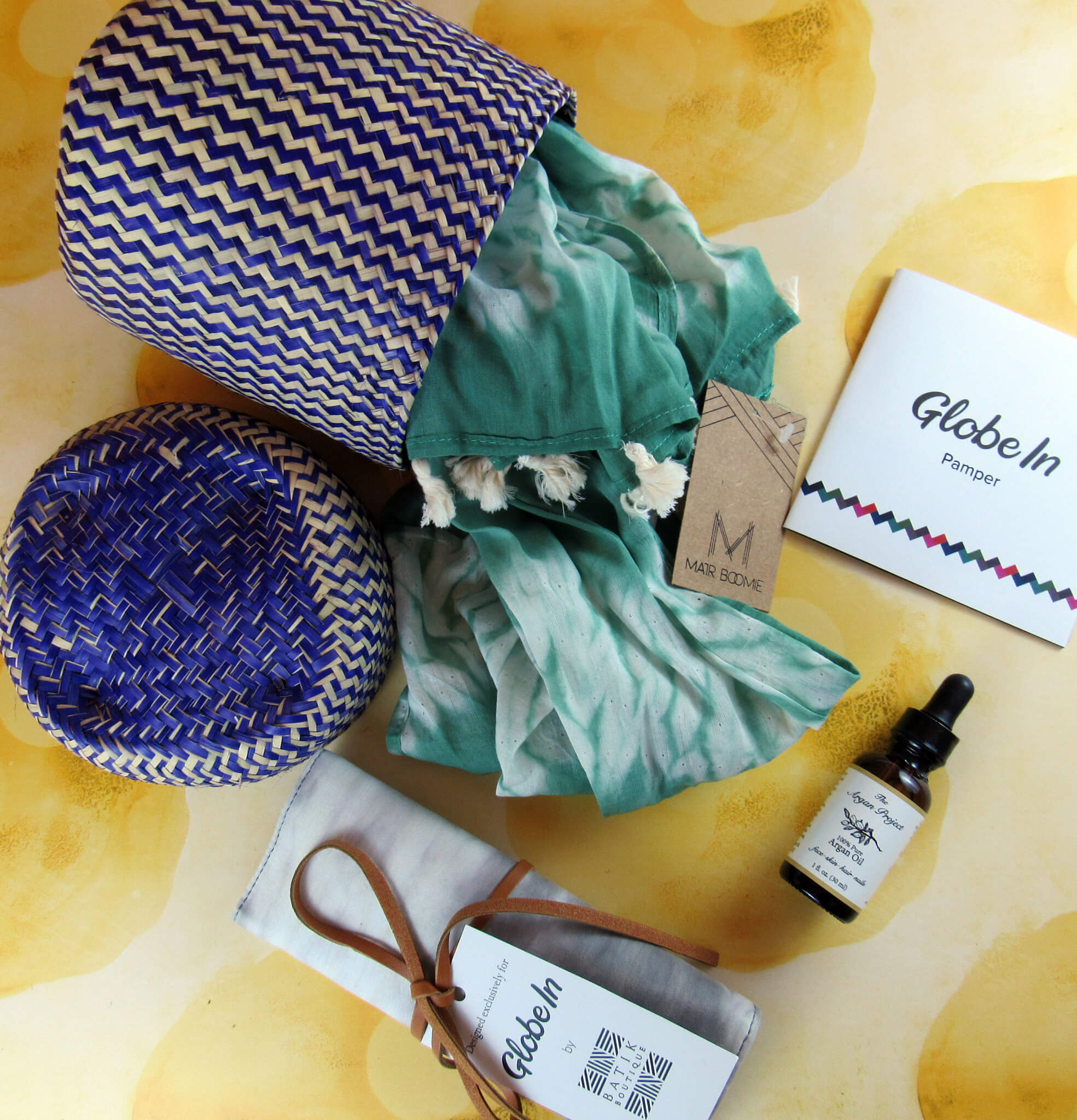 August 2016 GlobeIn Box Subscription Box Review + Coupon