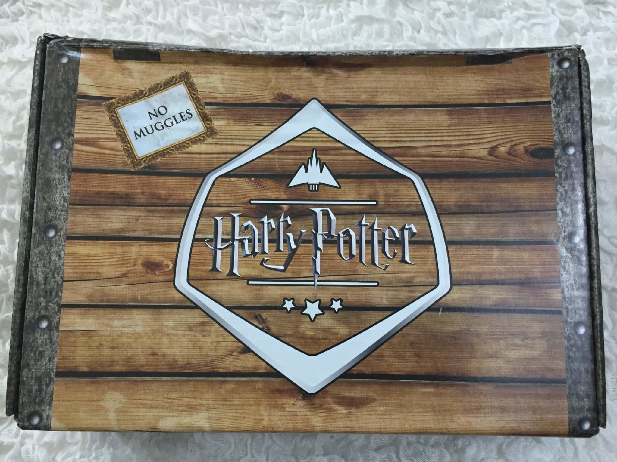 Harry Potter Geek Gear July 2016 Subscription Box Review