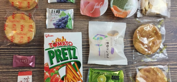 Snakku August 2016 Subscription Box Review + Coupon