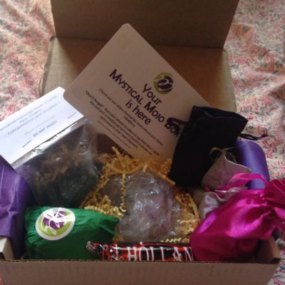Mystical Mojo Box Subscription Box Review & Coupon –  July 2016
