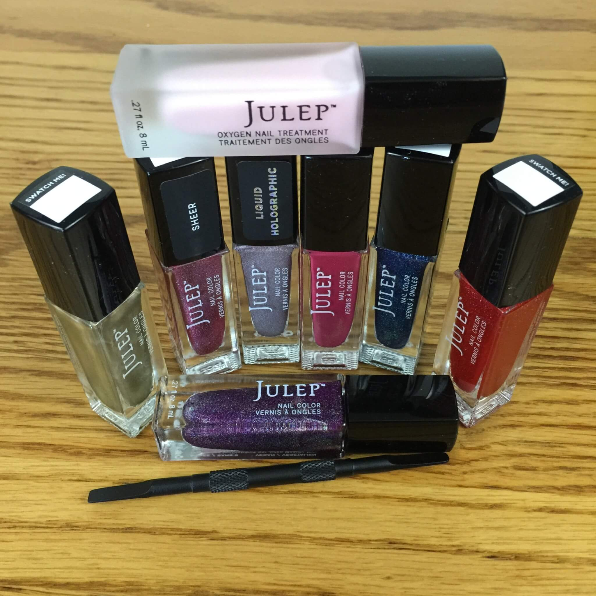 Julep Beauty Box August 2016 Subscription Box Review + Coupons