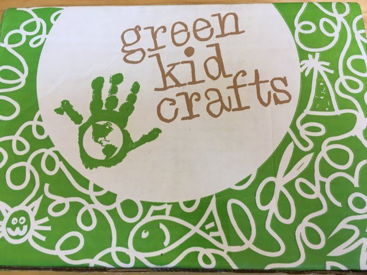 Green Kid Crafts August 2016 Rainforest Science Subscription Box