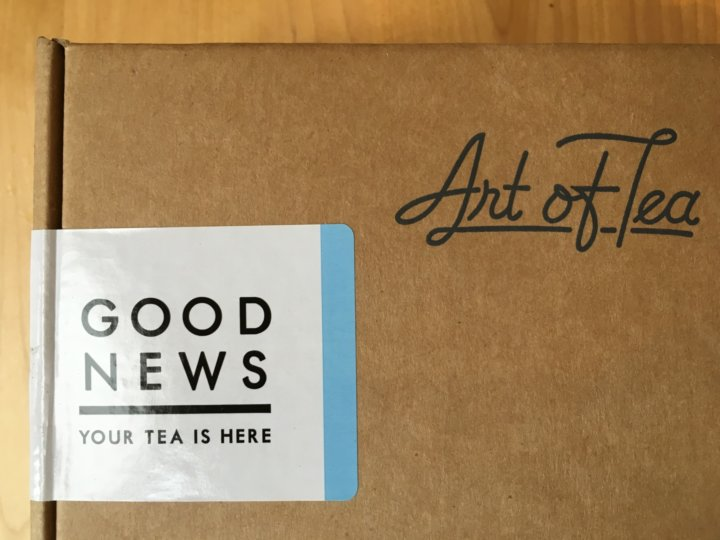 art of tea august 2016 subscription box review coupon hello