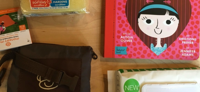Bluum August 2016 Subscription Box Review + Coupon