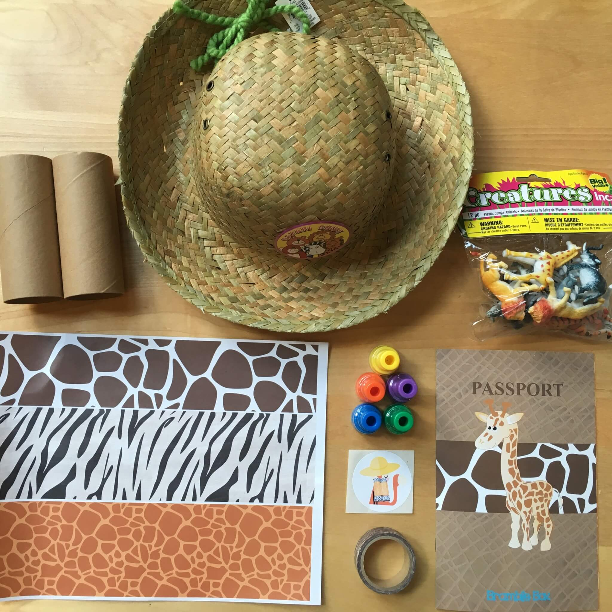 Bramble Box August 2016 Subscription Box Review + Coupon