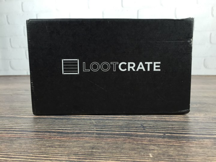 Loot Crate August 2016 box