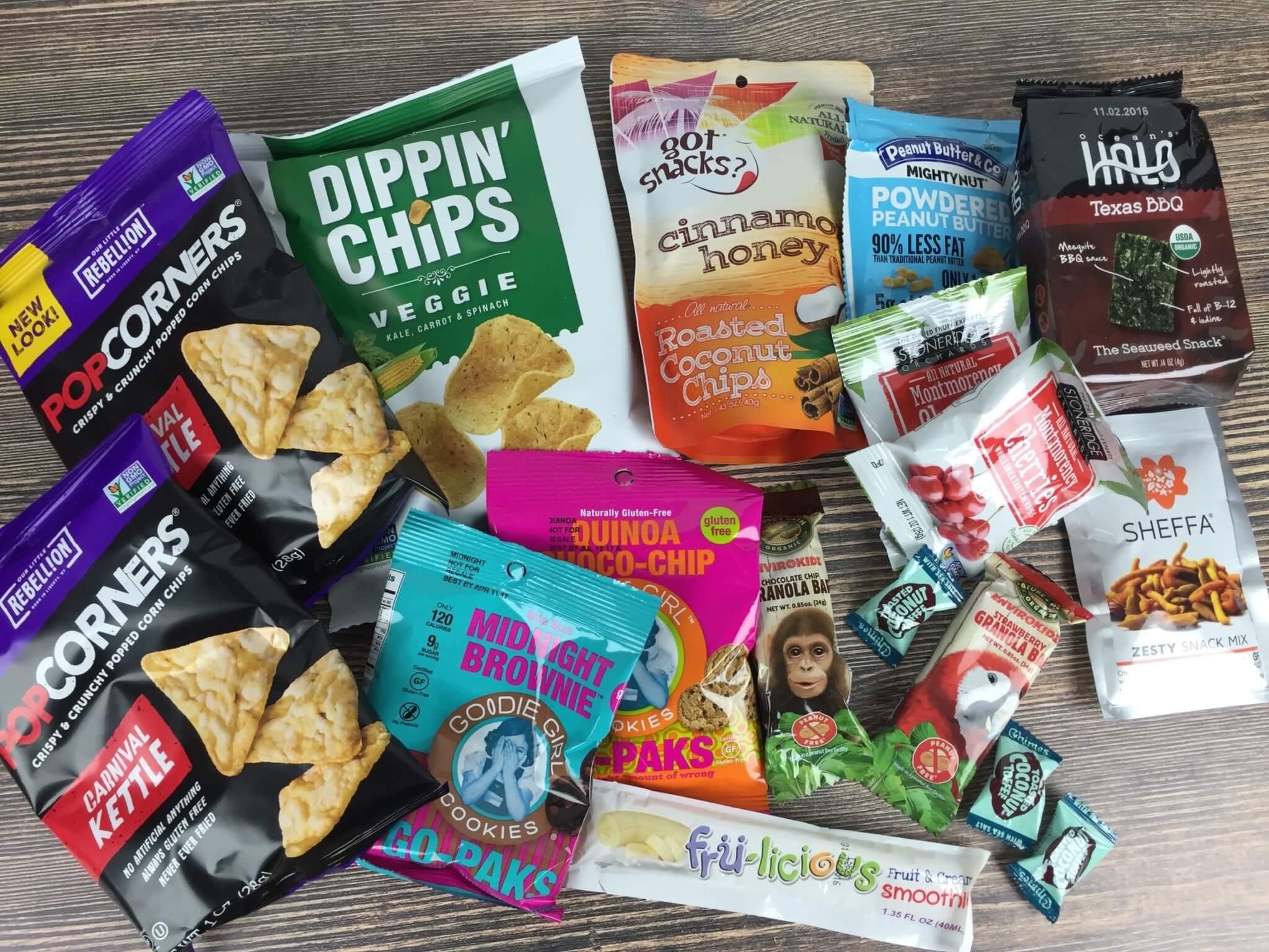 Love With Food August 2016 Deluxe Box Review + Coupon