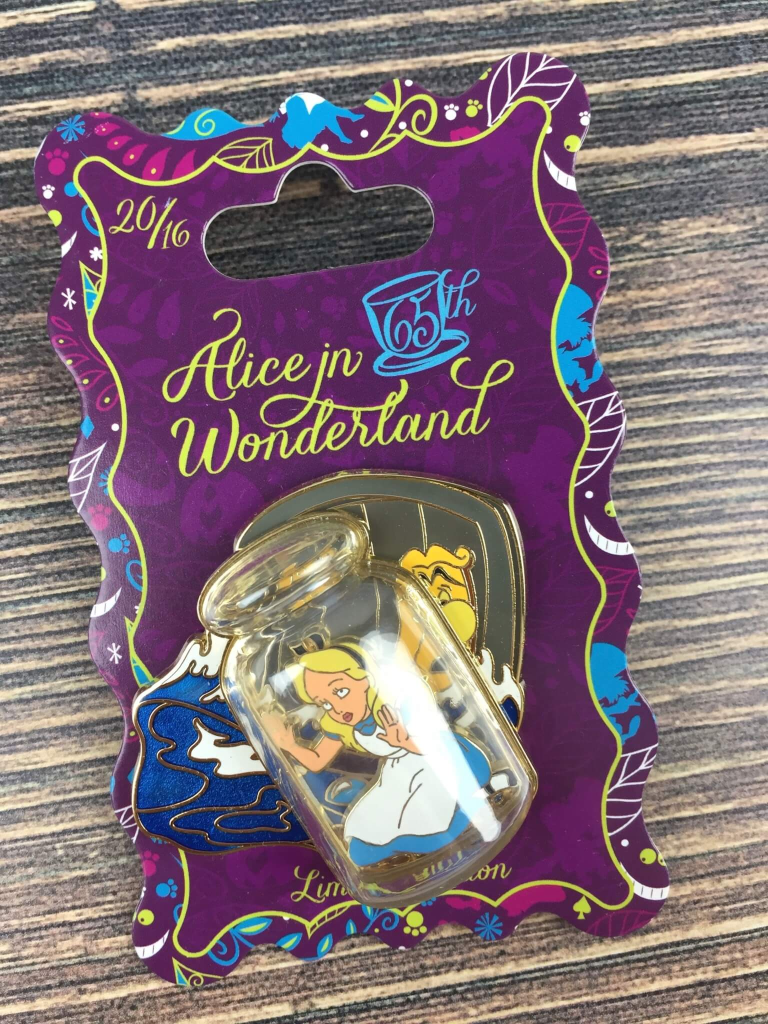 Mickey Monthly Pin Edition Subscription Box Review – August 2016
