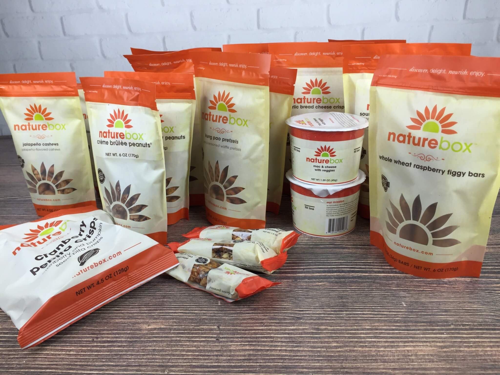 NatureBox October 2016 Subscription Box Review & Coupon
