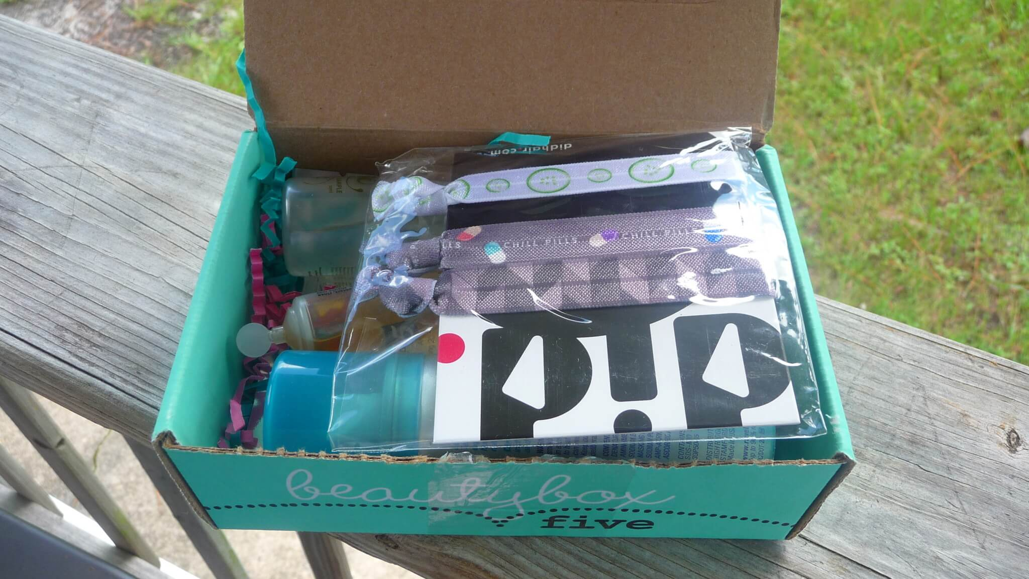 Beauty Box 5 August 2016 Subscription Box Review & Coupon – Pampering in Progress