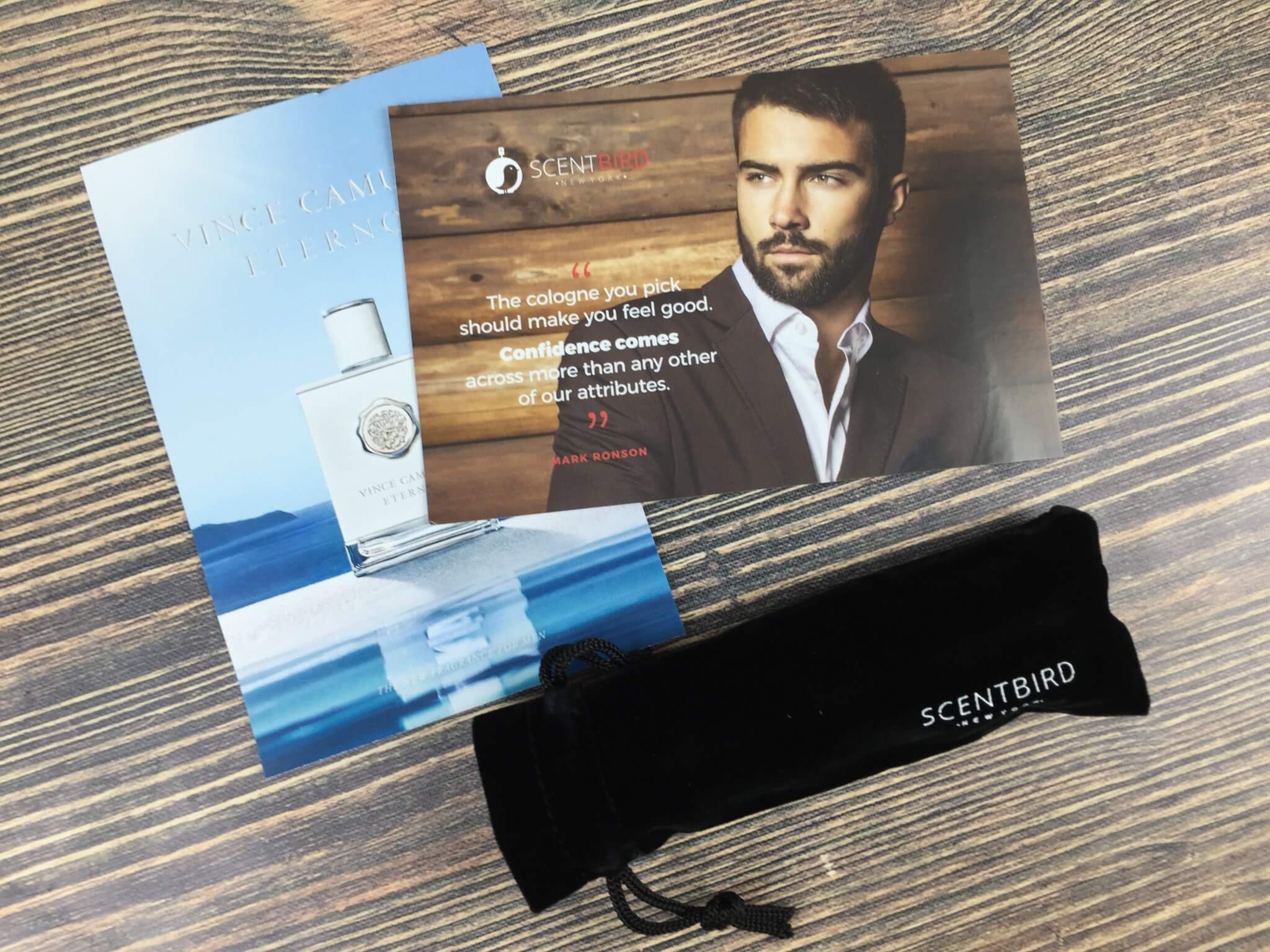 Scentbird for Men August 2016 review