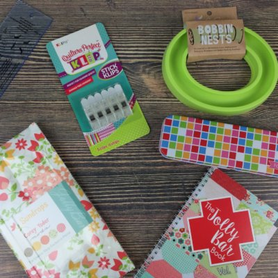 Sew Sampler August 2016 Subscription Box Review