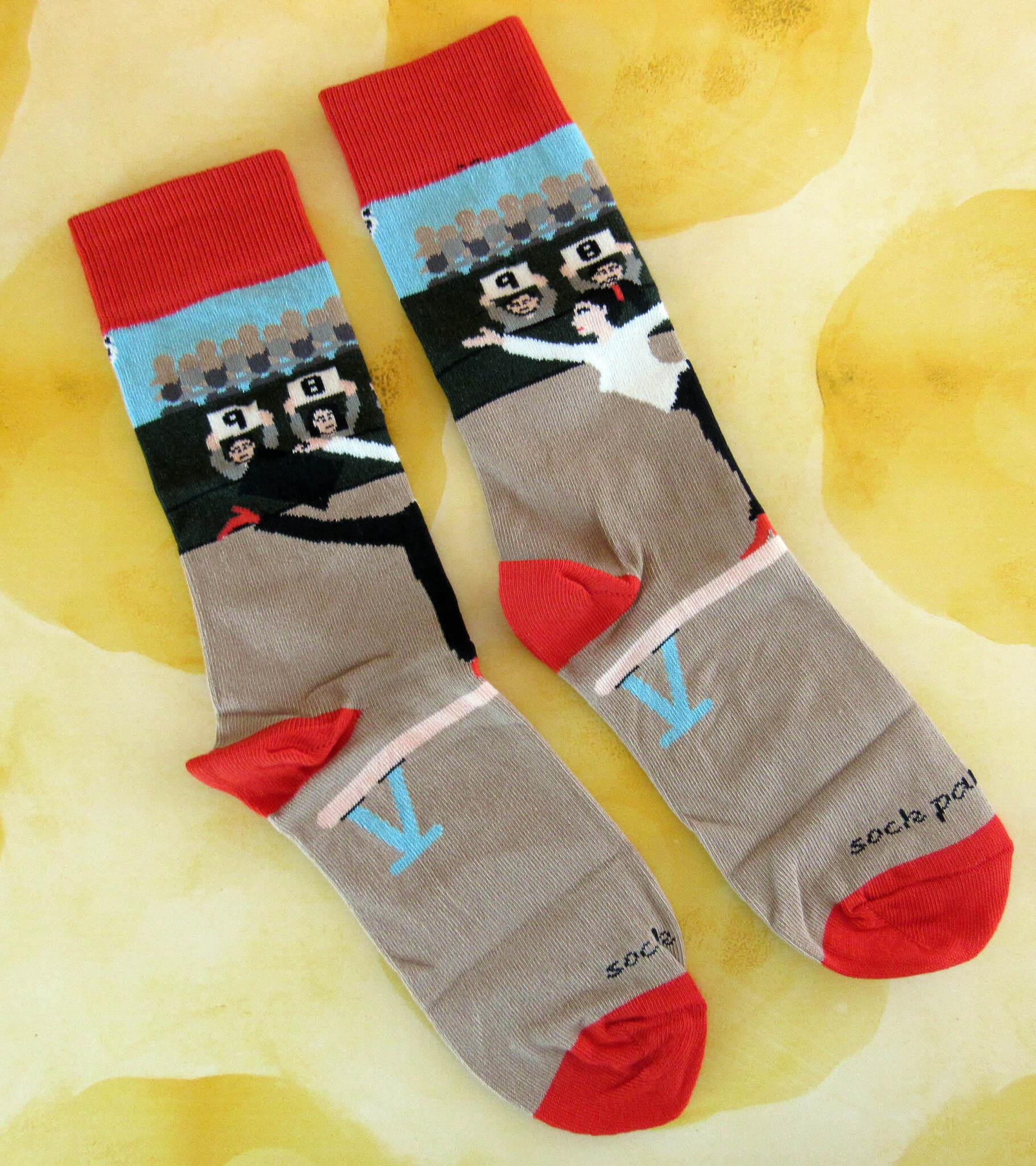 Gymnast Socks