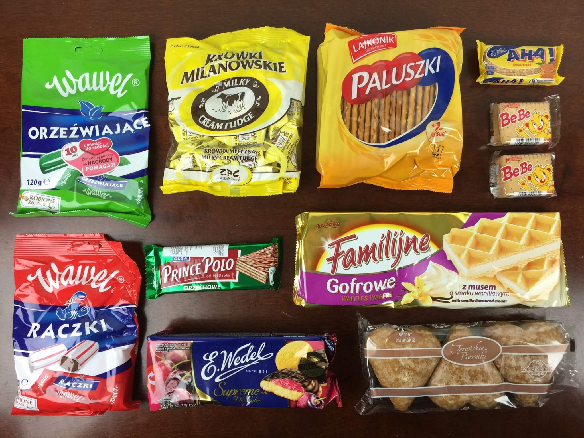 Treats Box July 2016 Review & Coupon – Poland!