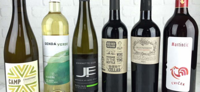 Wine Awesomeness August 2016 Review & 50% Off Coupon